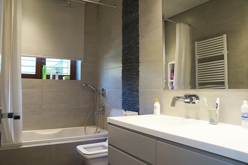 Ανακαίνιση μονοκατοικίας στην Κηφισιά, ανακαίνιση μπάνιου