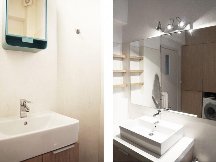 Ανακαίνιση διαμερίσματος, Αγια Παρασκευή, ανακαίνιση μπάνιου, πατητή τσιμεντοκονία