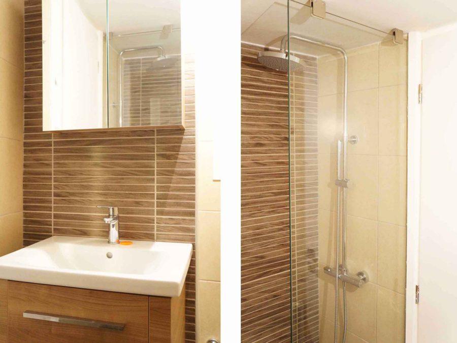 Ανακαίνιση διαμερίσματος-Κολωνάκι, ανακαίνιση μπάνιου